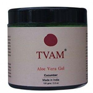 Buy TVAM Aloe Vera Gel Cucumber  - Nykaa