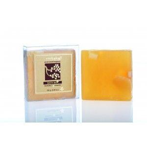 Buy Vrikshali Glycerine Soap - Sandal Turmeric - Nykaa