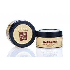 Buy Vrikshali Aloevera Jasmine Face Cream - 50gm - Nykaa