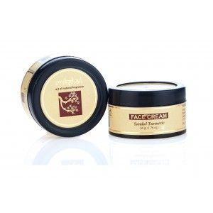 Buy Vrikshali Sandal Turmeric Face Cream - 50gm - Nykaa