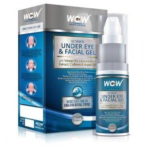 Buy Wow Skin Scince Under Eye & Facial Gel - Nykaa