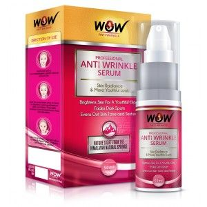 Buy Wow AW Professional Anti Wrinkle Serum - Nykaa