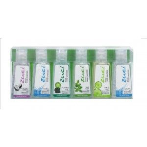 Buy Zuci Natural Gift Set - Pack Of 6 (30ml each) - Nykaa