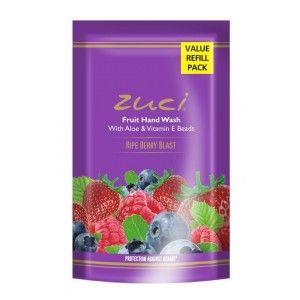 Buy Zuci Ripe Berry Blast Hand Wash - Refill Pack - Nykaa