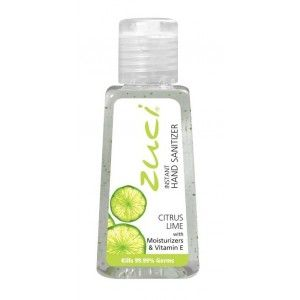 Buy Zuci Citrus Lime Hand Sanitizer - Nykaa