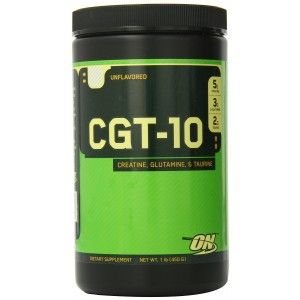 Buy Optimum Nutrition CGT 10 - Unflavored - 30 Serv - Nykaa