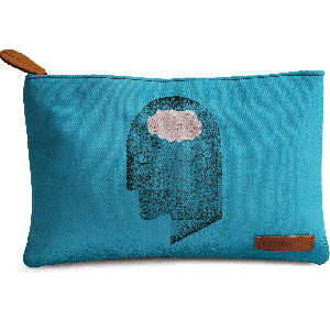 Buy DailyObjects One Track Mind Carry-All Pouch Medium - Nykaa