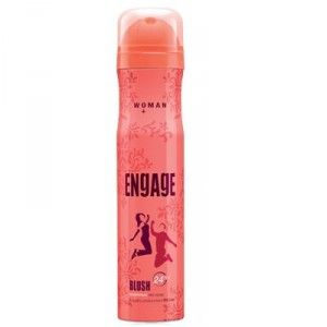 Buy Engage Woman Bodylicious Deo Spray - Blush - Nykaa