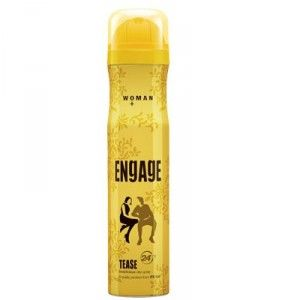 Buy Engage Woman Bodylicious Deo Spray - Tease - Nykaa