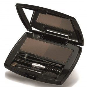 Buy IsaDora Perfect Brows Duo Compact Powder - Brown Duo - Nykaa