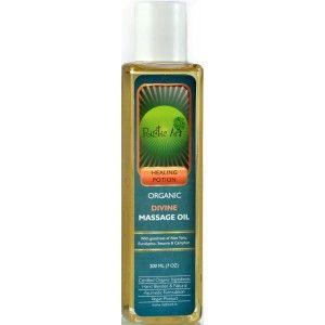 Buy Rustic Art Organic Divine Massage Oil  - Nykaa