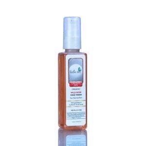 Buy Rustic Art Organic Rose Face Wash  - Nykaa