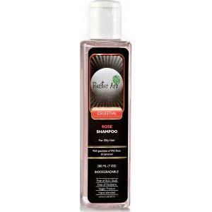 Buy Rustic Art Biodegradable Rose Shampoo  - Nykaa