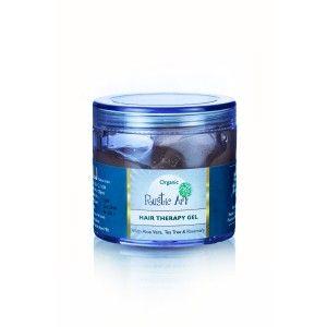 Buy Rustic Art Organic Hair Therapy Gel  - Nykaa