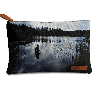 Buy DailyObjects Reflecting Beauty Carry-All Pouch Medium - Nykaa