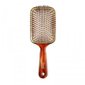 Buy Roots Paddle brush with Shell Finish - Nykaa