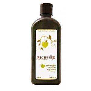 Buy Richfeel Green Apple Shampoo - Nykaa