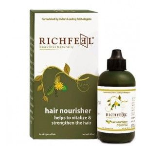 Buy Richfeel Hair Nourisher - Nykaa