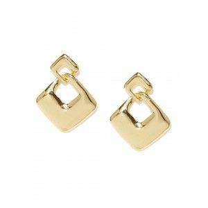Buy Toniq Trendy Gold Ear Drops - Nykaa