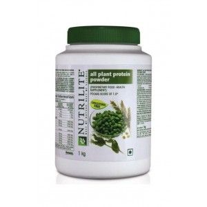 Buy Amway Nutrilite All Plant Protein- 1kg - Nykaa