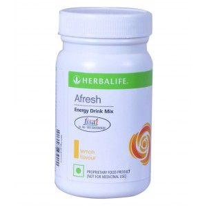 Buy Herbalife Afresh Lemon 1 Pc - Nykaa