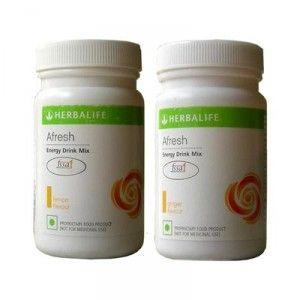 Buy Herbalife Energy Drink Peach - 50 g - Set of 2 - Nykaa