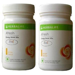 Buy Herbalife Energy Drink Ginger - 50 g - Set of 2 - Nykaa