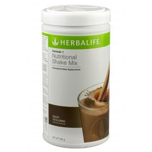 Buy Herbalife Meal Replacement Shake - Dutch Chocolate 500 g - Nykaa