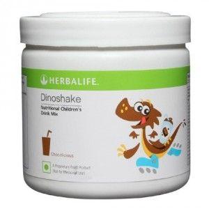 Buy Herbalife Dinoshake Children's Nutritional Drink Mix Chocolicious - Nykaa