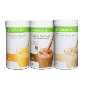 Buy Herbalife Meal Replacement Combo - French Vanilla Dutch Chocolate & Mango 500 g each - Nykaa