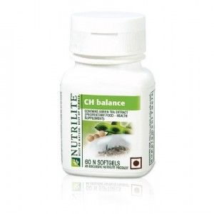 Buy Amway Nutrilite CH Balance - 60 Softgels - Nykaa