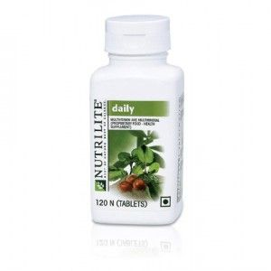 Buy Amway Nutrilite Daily - 120 Tablets - Nykaa