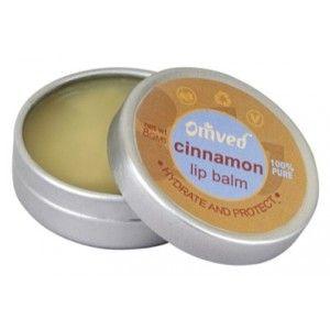 Buy Omved Cinnamon Lip Balm - Nykaa