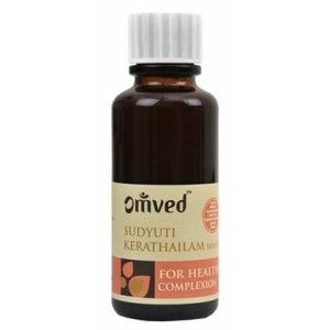 Buy Omved Sudyuti Healthy Complexion Oil - Nykaa