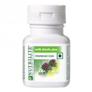 Buy Amway Nutrilite Milk Thistle Plus (60 Tablets) - Nykaa
