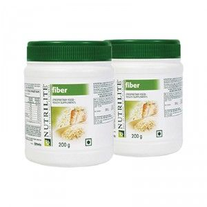 Buy Amway Nutrilite Fiber (Pack Of 2) - Nykaa
