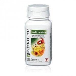 Buy Amway Nutrilite Multi Carotene - 90 Softgels - Nykaa
