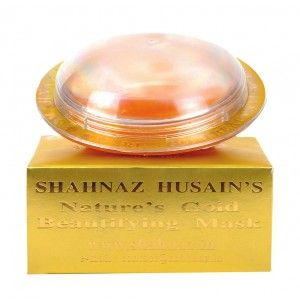 Buy Shahnaz Husain Nature's Gold Beautifying Mask - Nykaa