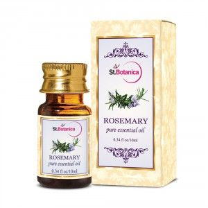 Buy St.Botanica Rosemary Pure Aroma Essential Oil - Nykaa