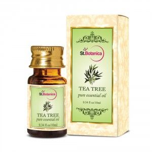 Buy St.Botanica Tea Tree Pure Aroma Essential Oil - Nykaa