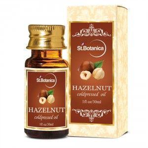 Buy St.Botanica Hazelnut Pure Coldpressed Carrier Oil - Nykaa