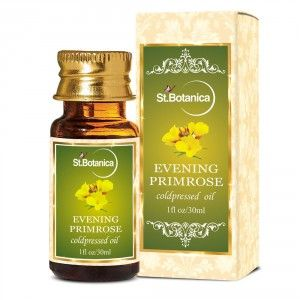 Buy St.Botanica Evening Primrose Pure Coldpressed Carrier Oil - Nykaa