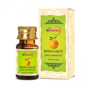 Buy St.Botanica Bergamot Pure Aroma Essential Oil - Nykaa
