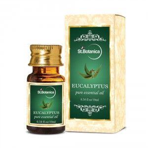 Buy St.Botanica Eucalyptus Pure Aroma Essential Oil - Nykaa