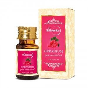 Buy St.Botanica Geranium Pure Aroma Essential Oil - Nykaa