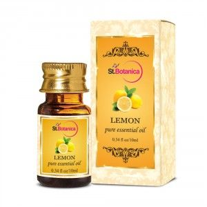 Buy St.Botanica Lemon Pure Aroma Essential Oil - Nykaa