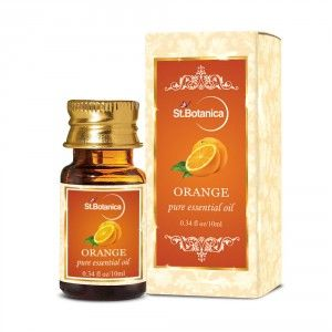 Buy St.Botanica Orange Pure Aroma Essential Oil - Nykaa