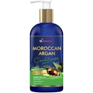 Buy St.Botanica Moroccan Argan Hair Conditioner No SLS / Paraben - Nykaa