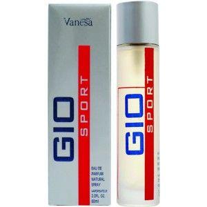 Buy Vanesa Gio Sport Perfume for Men - Nykaa