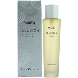 Buy Vanesa Illusion Perfume Natural Spray Pour Femme - Nykaa